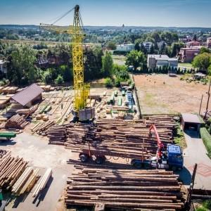 tartak usługi i produkcja drewna