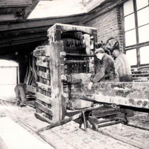produkcja drewna budowlanego