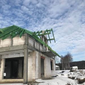 usługi tartaczne na budowie